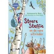 Stoere Steffie: Stoere Steffie en de rare uitvinder - Annemarie Bon