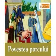Povestea Porcului Carte pentru Copii