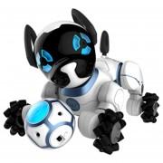 Perro Robot De Control Remoto Inteligente WowWee CHIP - Negro