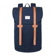 Sandqvist Schooltas Backpack Stig Large 15 Inch Blauw