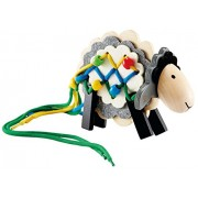 Hape - Early Explorer - Stringy Sheep Wooden Lacing Toy