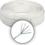 Riasztó kábel 4x0.22 Sodrott erezetű