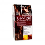 Vopsea de par L'Orèal Casting Crème Gloss 503 ciocolata aurie
