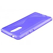 Wave Case for Nokia 8 - Nokia Soft Cover (Purple)