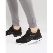 Asics Черные кроссовки Asics Gel-Lyte V - Черный