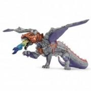 Figurina Papo -Dragon de lupta