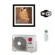 LG Condizionatore Mono Split 12000 Btu Parete ARTCOOL Gallery Inverter Quadro WiFi A12FT.NSF A12FT.UL2 A++ A+ 3.5 kW R-32