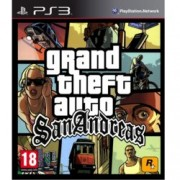Grand Theft Auto: San Andreas, за PS3