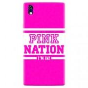 Husa silicon pentru Allview X2 Soul Style Pink Nation
