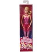 Papusa Barbie Ballerina Doll Pink