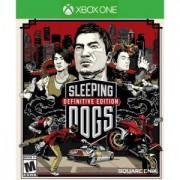 Игра Sleeping Dogs Definitive Edition Xbox ONE - 14212444
