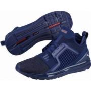 Pantofi sport barbati PUMA IGNITE Limitless Knit Marimea 42 Albastru