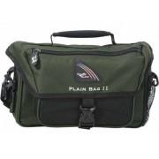 Saenger Iron Claw Plain Bag II inclusief 3 Tackleboxen