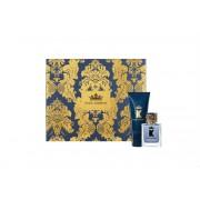 Dolce & Gabbana K By Dolce & Gabbana Gift Set - EDT 100ml + AS Balm 75 ml за мъже