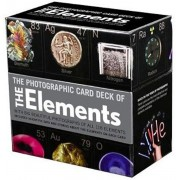 Photographic Card Deck Of The Elements, Hardcover