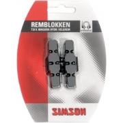 Simson Remblokken voor Magura hydraulische velgrem