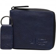 Original Penguin & Key Ring Set Navy