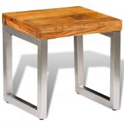 Solid Sheesham Wood Coffee Table