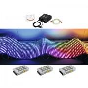 EuroLite Set DF-40 LED-Display 92x92