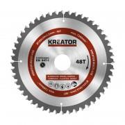 Panza de fierastrau circular de mana 185×2.2x30mm, Kreator KRT020503