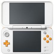 Nintendo 2ds Xl Bianco Arancione
