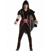 Disfraz Ezio clásico Assassin's creed adulto Única