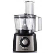 Robot de bucătărie compact Bosch MCM3501M, 800W, negru/inox polisat