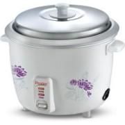 Prestige PROO 1.8-2 Electric Rice Cooker(1.8 L, White)