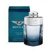 Bentley Bentley For Men Azure eau de toilette 100 ml uomo scatola danneggiata