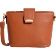 Lino Perros Tan Sling Bag