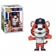 Pop! Vinyl Figura Funko Pop! - Detroit Paws - MLB (NYTF)
