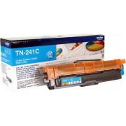 BROTHER TN-241C tonercartridge voor gebruik in BROTHER HL-3140CW / HL-3150CDW / HL-3170CDW / DCP-9015CDW / DCP-9020CDW / DCP-9022CDW - MFC-9140CDN / MFC9330CDW / MFC-9340CDW