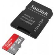 SanDisk MicroSDHC 16 GB Ultra SDHC Class 10 85 MB/s Memory Card