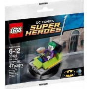 Lego Batman Joker's Ban Parker LEGO Joker Bumper Car (30303) [Parallel import goods]