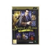 FX Juego PC Sherlock Holmes Anthology