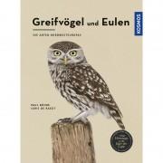 Kosmos Verlag Buch Greifvögel und Eulen