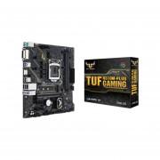 T. Madre ASUS TUF H310M-PLUS GAMING, Chipset Intel H310, Soporta, Core I7 / I5 / I3 / Pentium / Celeron De 8va. Gen., Socket 1151, Memoria, DDR4 2666/2400/2133 MHzIntegrado, Audio HD, Red, USB 3.0, SATA 3.0, Micro-ATX, Ptos, 1xPCIE 3.0 X16.