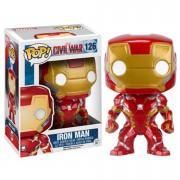 Pop! Vinyl Figura Pop! Vinyl Iron Man - Marvel Capitán América: Civil War