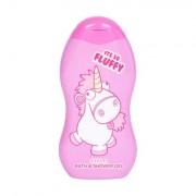 Minions Fluffy sprchový gel a pěna do koupele pro děti