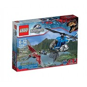 Lego Pteranodon Capture, Multi Color