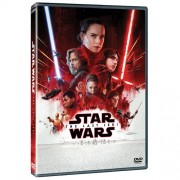 Star Wars:The Last Jedi:Daisy Ridley, John Boyega, Mark Hamill - Star Wars:Ultimii Jedi (DVD)