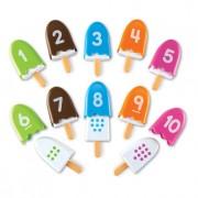 Inghetata cu cifre - Numberpops - Set educativ