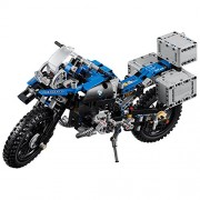 LEGO Technic BMW R 1200 GS Adventure 42063 Building Kit (603 Pieces)