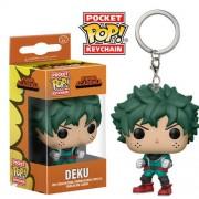Pop! Keychain My Hero Academia - Deku Pop! Portachiavi