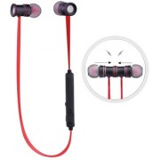Sports Magnetic Bluetooth With Magnetic Locking Design Bluetooth Jogger Headset
