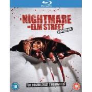 Warner Home Video Pesadilla en Elm Street 1-7