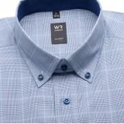 Bărbați cămașă slim fit Willsoor Londra 1062