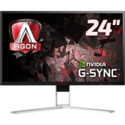 "Монитор AOC AGON AG241QG - 23.8"" QHD, 165Hz, G-Sync"