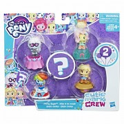 My Little Pony, Set mini figurine Cutie Mark Crew Party Style
