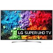 Televizor LCD LG 55SK8100PLA, Super UHD 4K, Smart TV, 139 cm, Wi-Fi, Argintiu